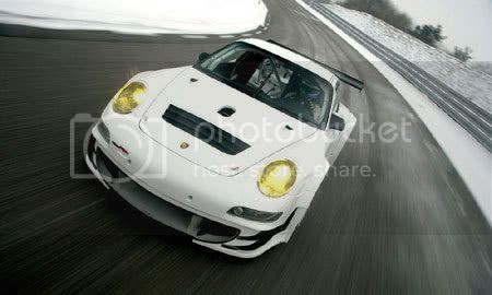 2009 Porsche GT3 RSR