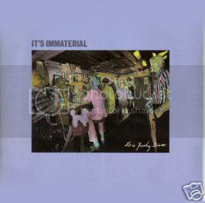 It's Immaterial - Ed's Funky Diner