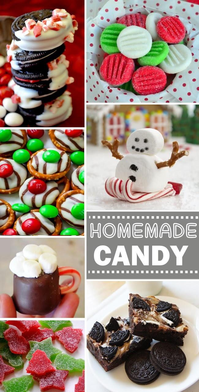 Homemade Candy Treats