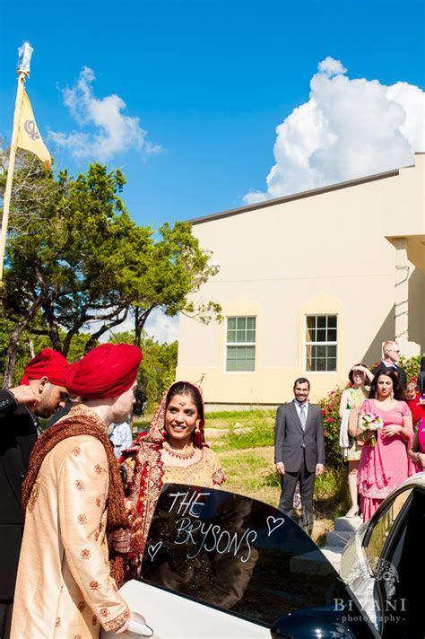 Punjabi Indian Wedding Ceremony, Austin Gurdwara Sahib