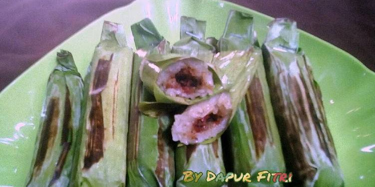 Resep Gogoso Pesse Tau Ogi (Lalampa / Lemper) Oleh Dapur Fitri Simple Cooking