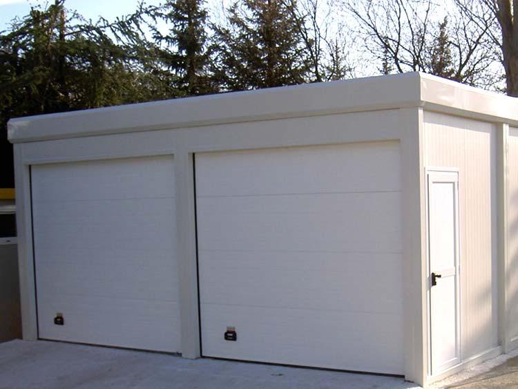 Casas de madera prefabricadas garaje prefabricado - Prefabricados de madera ...