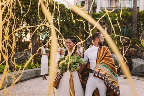 Boho Chic Wedding with Native American, Irish, and Hip Hop