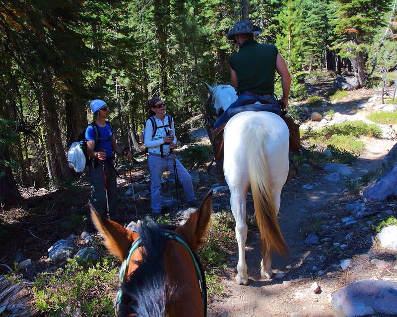 IMG_7777 Horseback Riding to Corral Meadow, Lassen Volcanic National Park