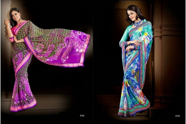 Womens-Girl-Wear-Beautiful-Sari-New-Fashion-Color-Printed-Saris-by-Prerna-Poly-Georgette-Sarees-14