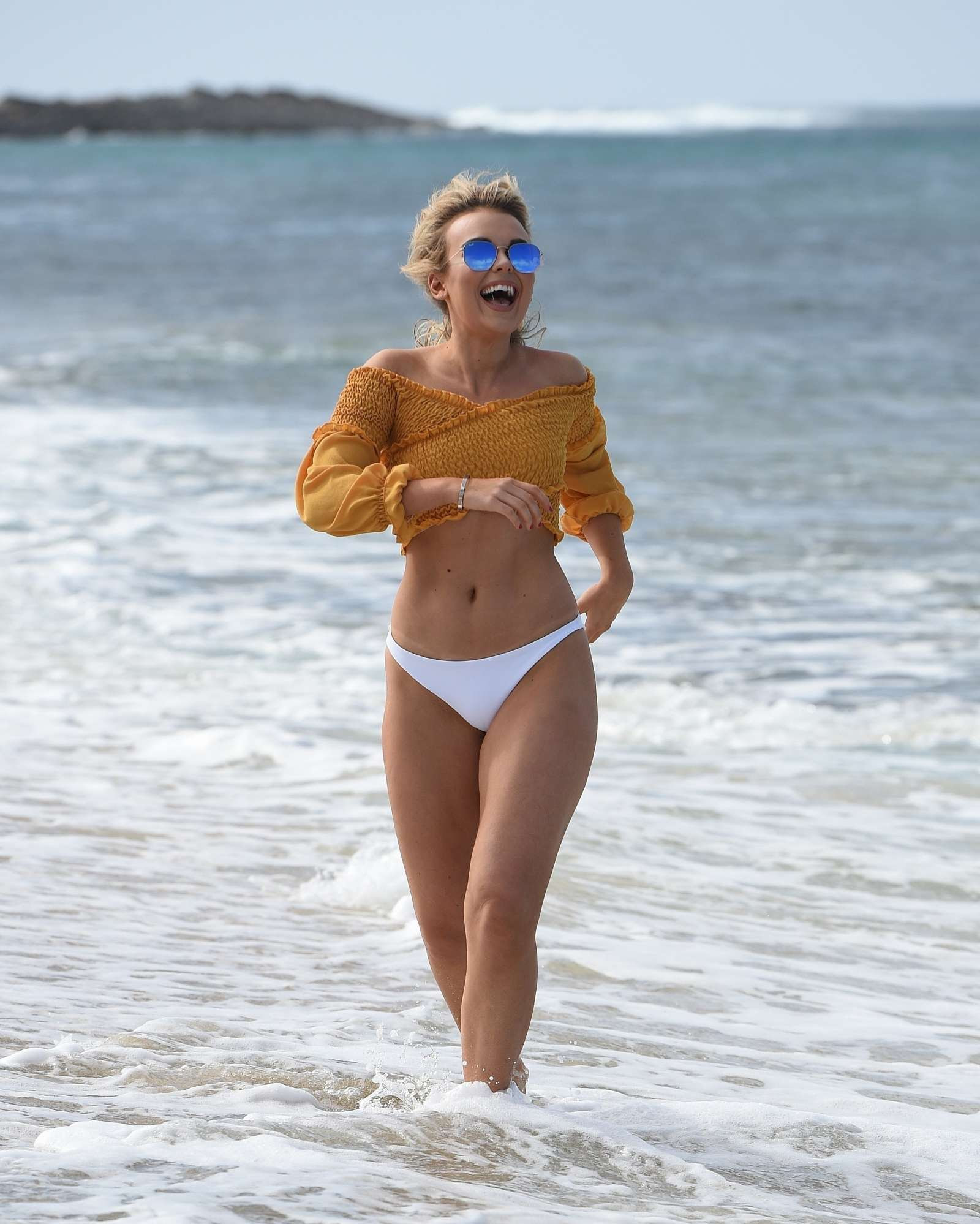 Tallia Storm in Bikini Bottoms in Cape Verde | Indian Girls Villa - Celebs Beauty, Fashion and Entertainment