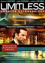 Limitless (DVD Cover)