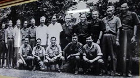 Đại tướng, Lê Đức Anh, chiến dịch Hồ Chí Minh, 30/4, Sài Gòn