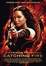Die Tribute von Panem - Catching Fire Filmplakat
