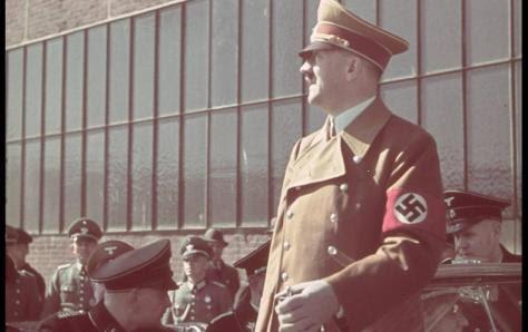 Ο Χίτλερ είχε μεσολαβήσει για τη σωτηρία Εβραίου!