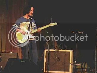 Jim Guthrie @ Three Gut Records 5th anniversary(afternoon) show @ Club Tranzac: photo by Mike Ligon