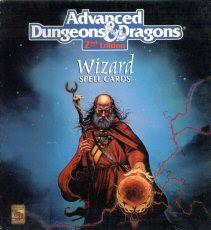 Wizard Spell Cards
