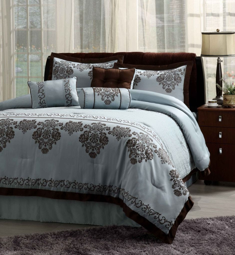 Comforters and bedding collections at Kmart.