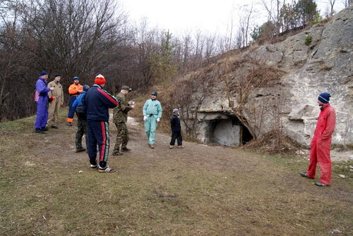 Пещера Млынки