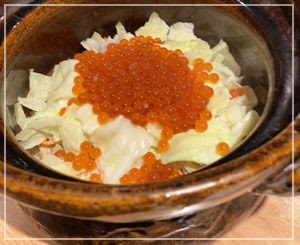 でね、〆のご飯は土鍋炊きなんですよ。食べてまうやろー!!
