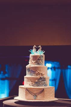 19 Best Beach and ocean theme wedding cakes images in 2015