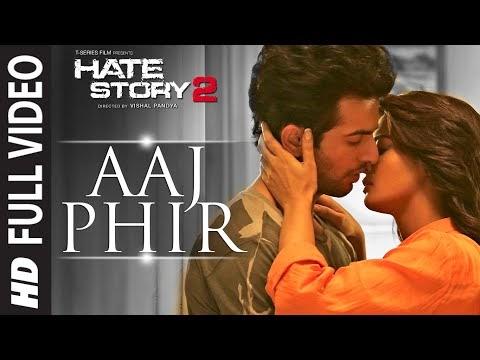 Aaj Phir Tum Pe Pyaar Aaya Hai Lyrics - Hate Story 2 Arijit Singh