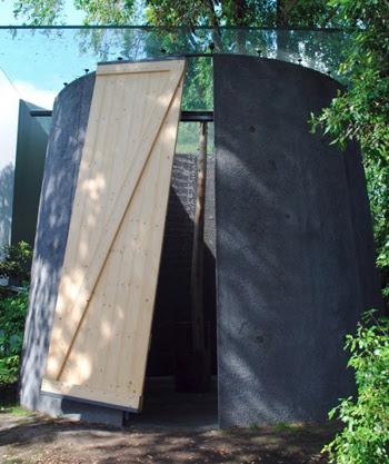 silo biennale tribalized chapel