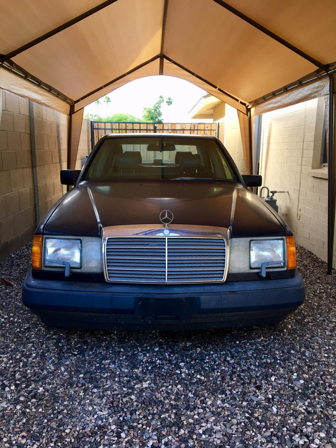 Thinking of Selling My 87 300D in Phoenix - PeachParts ...
