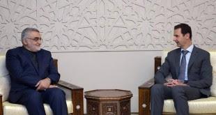 President al-Assad-Alaaeddin Boroujerdi 1