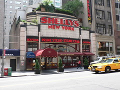 Shelly's, W57th St, NYC