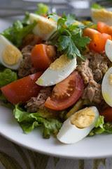 tuunikalasalat / Tuna salad