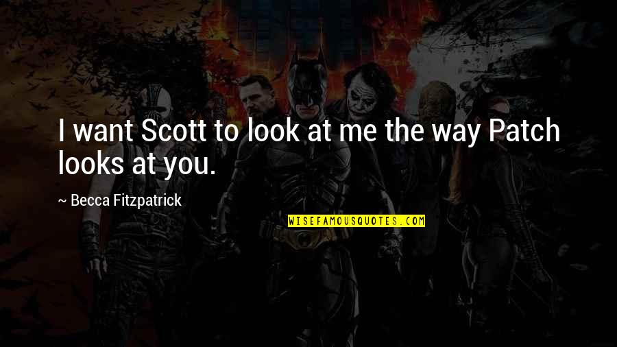 The Way You Look At Me Quotes Top 64 Famous Quotes About The Way