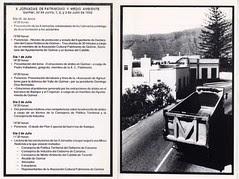 II Jornadas de Patrimonio y Medio Ambiente 1993 interior