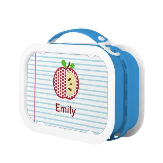 Apple Lunch Box