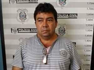Evaristo Mesquita de Figueiredo foi preso no ES (Foto: Degepol/Divulgação)