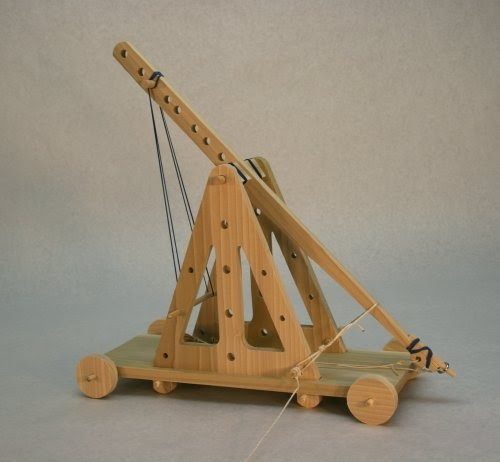 Catapult kit science project solar projects for Catapult design plans for physics