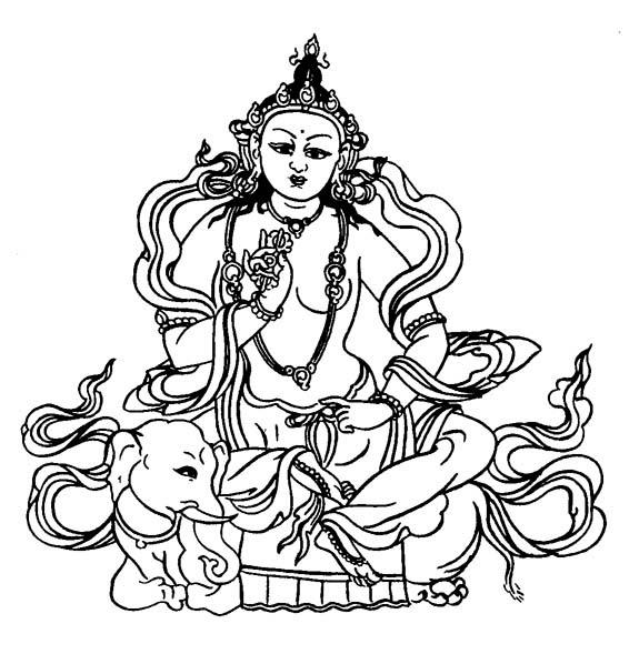 Indra the Storm-God