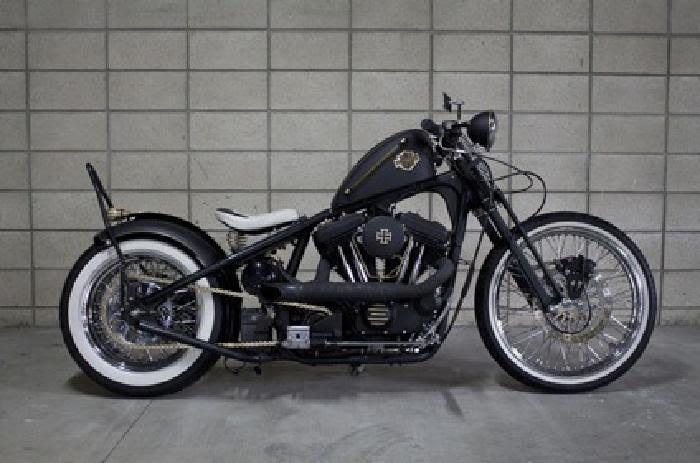 $14,500 OBO Harley Davidson Custom 1200cc Bobber 1998 ...