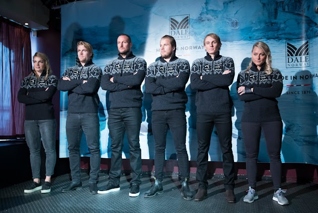 Norway Ski Team's Sweater Gets Tangled in a Neo-Nazi Uproar