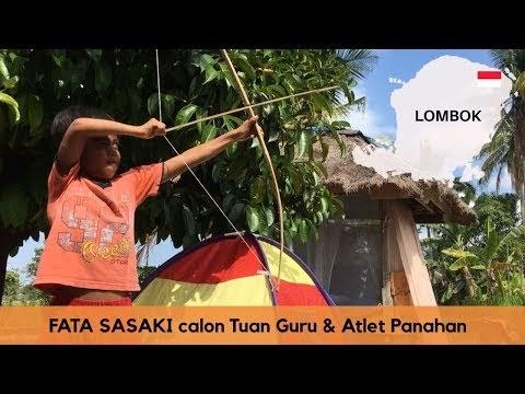 #VlogNews || FATA SASAKI Calon Tuan Guru & Atlet Panahan dari Lombok Tengah