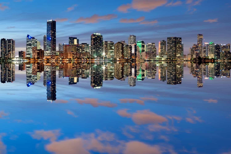 bigstock Miami Skyline seen from Key Bi 65352502 e1422373175126