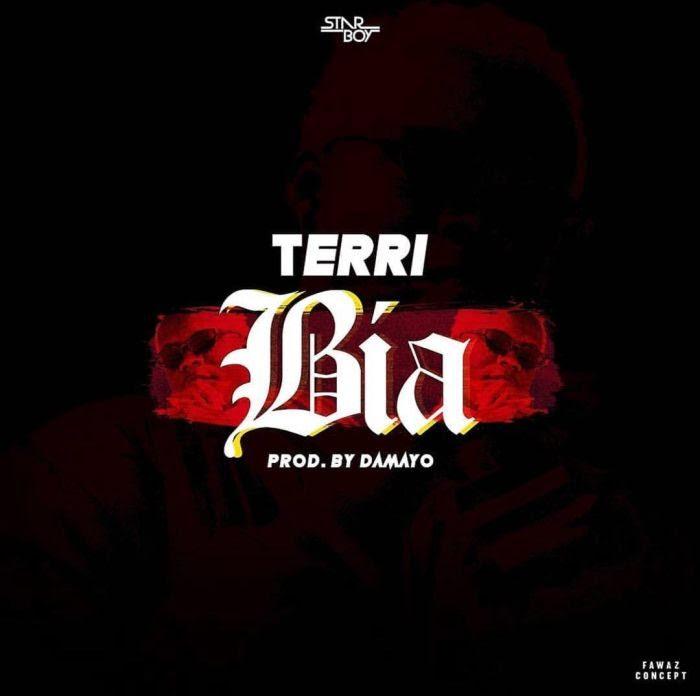 "[Music] Wizkid Artiste ""Terri"" Drop New Song Titled ""Bia"""