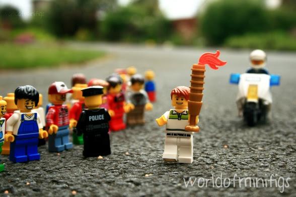 играчки лего - олимпийски игри