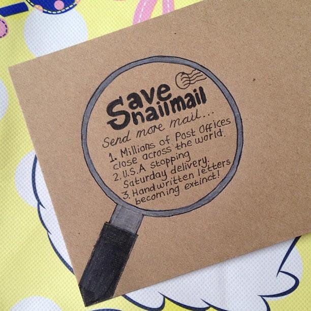 Day 7: Close Up! #magnifyglass #doodleadayapril #doodle #doodleaday #snailmail #snailmailrevolution #savesnailmail #sendmoremail