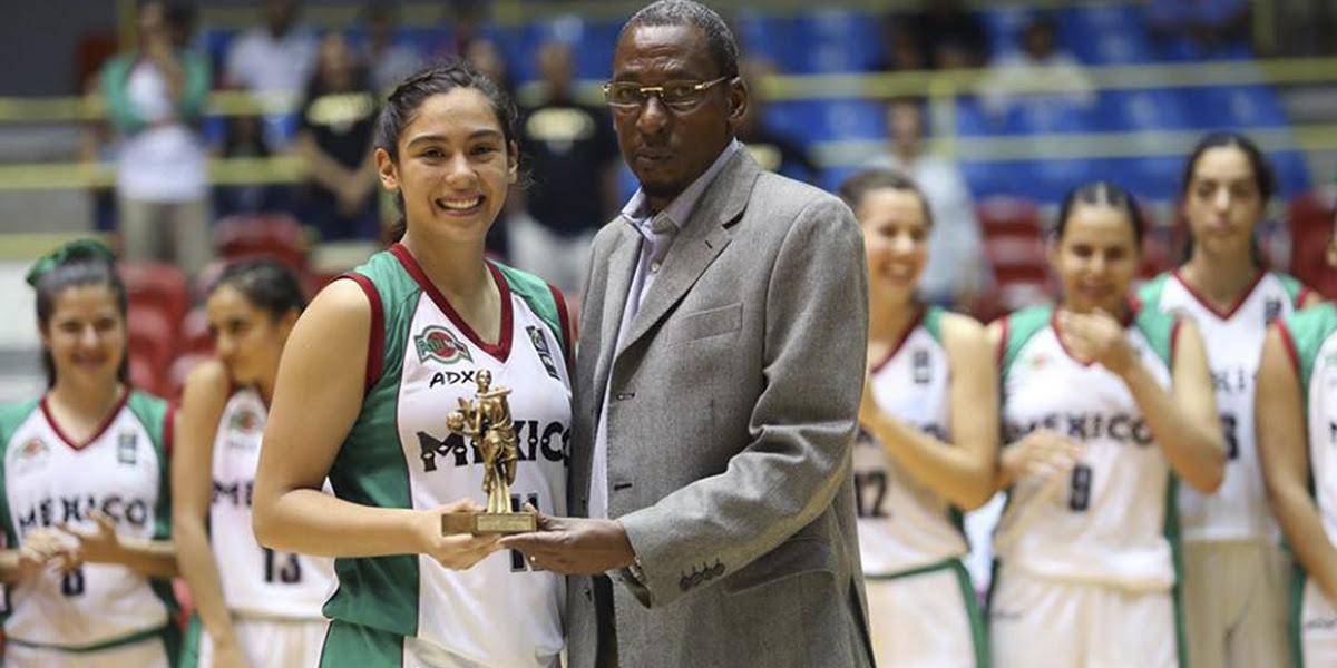 Sofia Payan La Mvp Del Centrobasket U17 Diosas Olimpicas