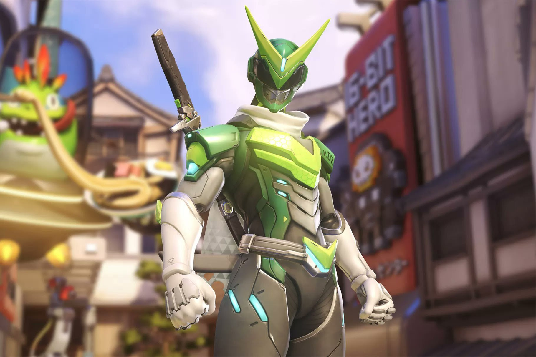 Blizzard is going to 'drastically reduce' dupes in Overwatch loot boxes screenshot