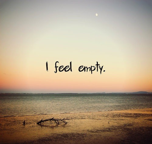 Feeling Empty Quotes Sayings Feeling Empty Picture Quotes