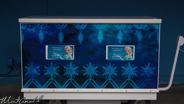 Disneyland Resort, Disney California Adventure, Frozen, Fun, Hollywood, Olaf, FastPass, Fast, Pass
