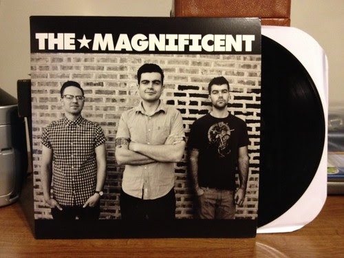 The Magnificent - Bad Lucky LP by Tim PopKid