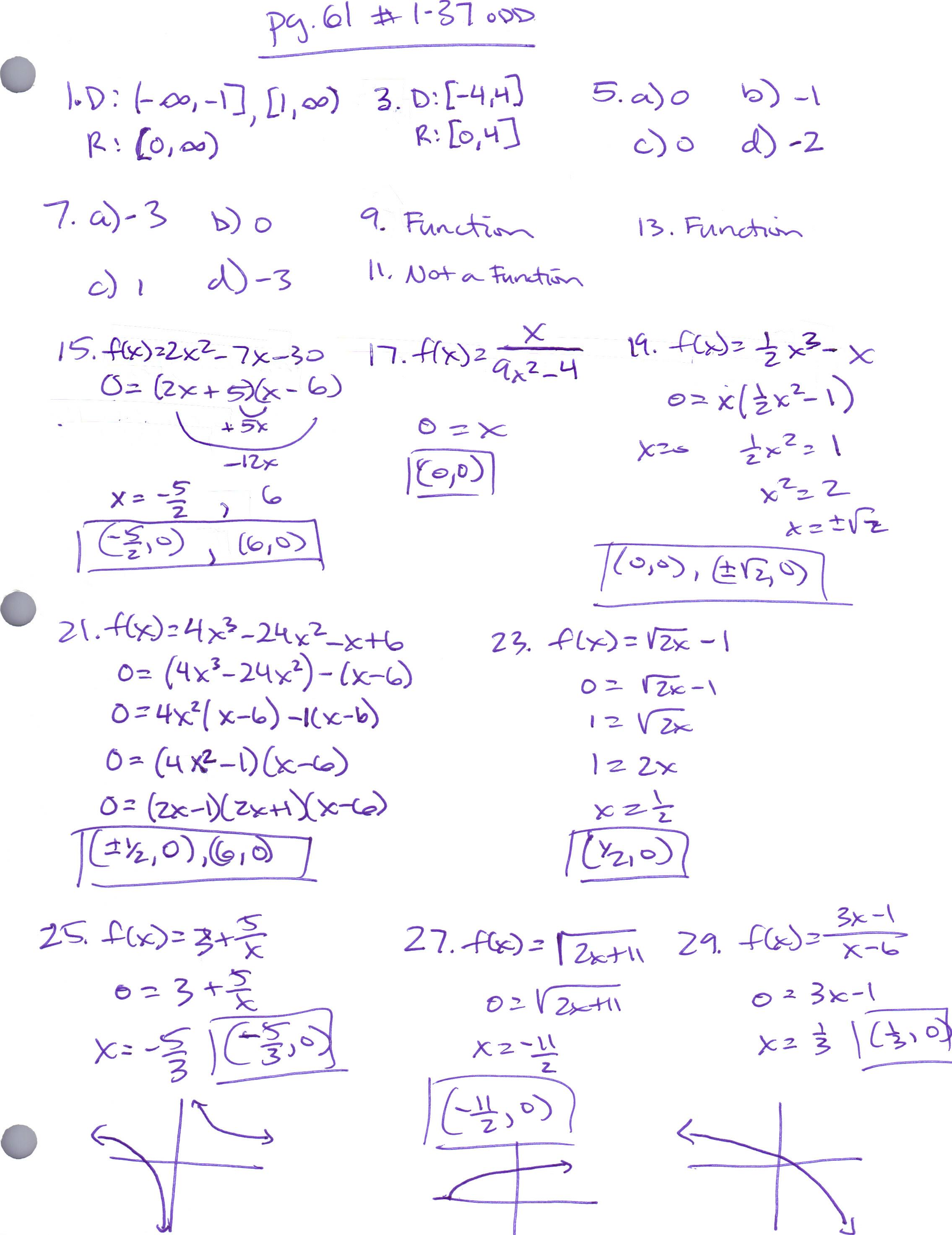 Advanced Pre-Calculus   Advanced Pre-Calculus