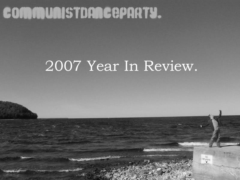 2007 CDP Year In Review.