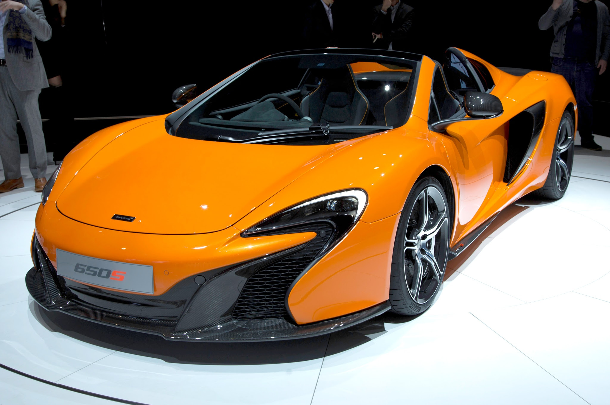 2015 McLaren 650S Spider Joins Coupe In Geneva  Automobile Magazine