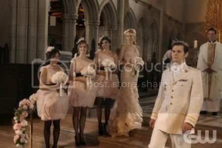 Gossip Girl: Blair's Wedding Details