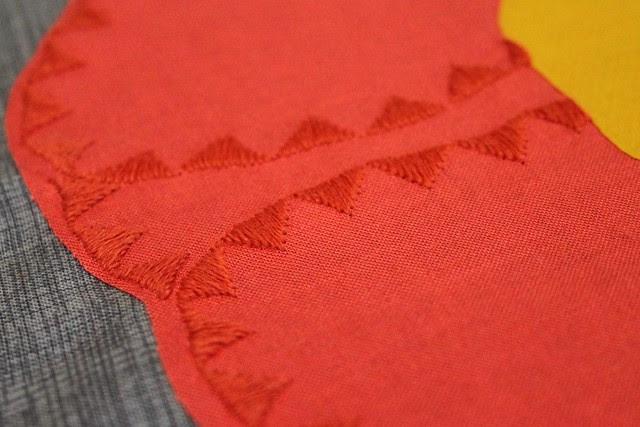 Coral Wool Aurifil