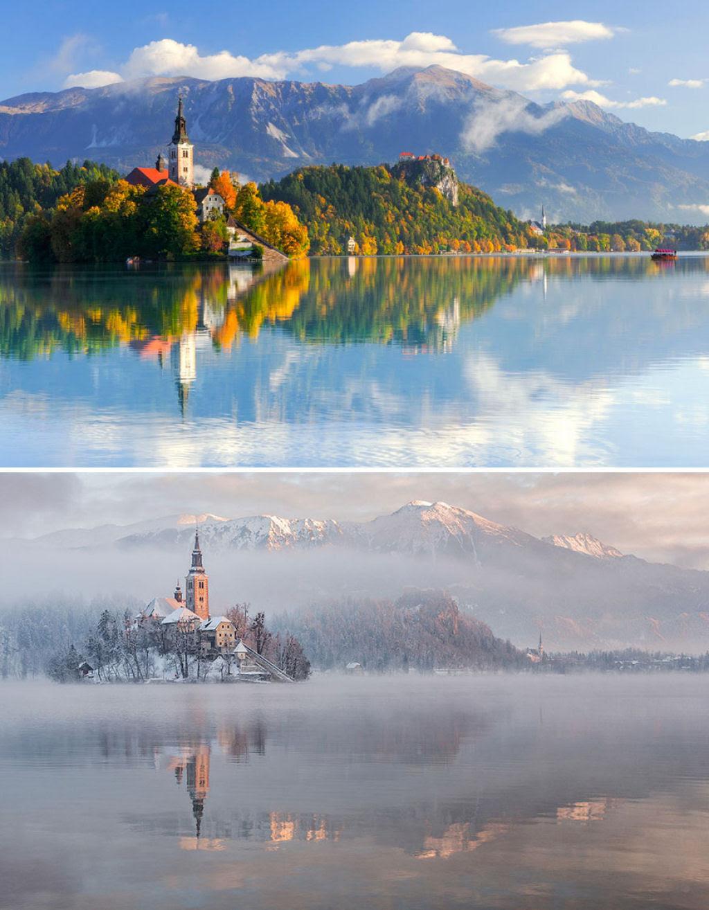 15 fotos de antes e depois da transformações invernais 02